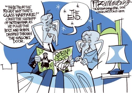 Republican Robin Hood Tales